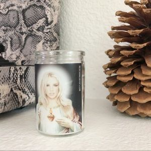 Britney Spears   😇 Holy Spearit Candle